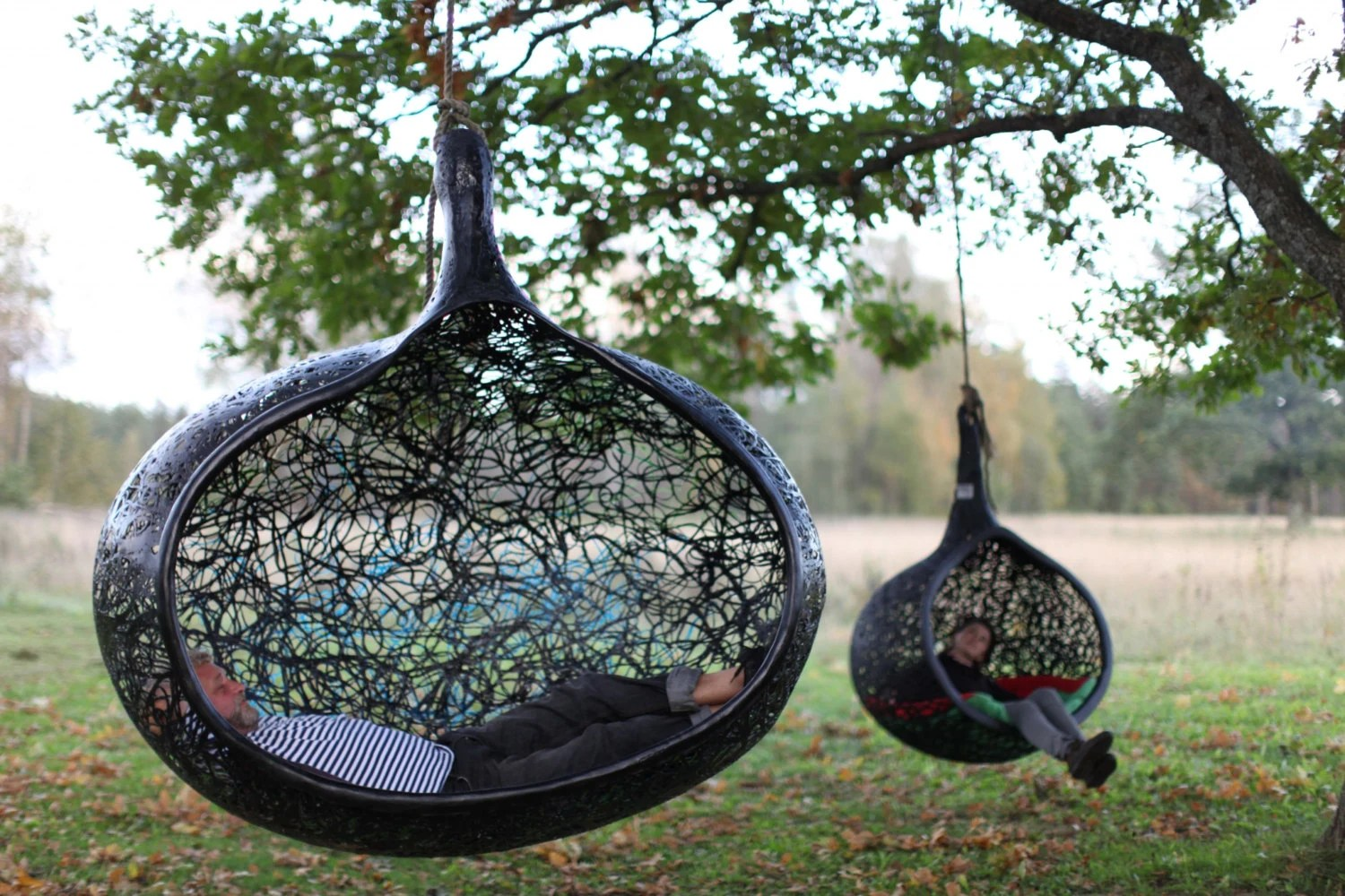 Items similar to MANU NEST KING hanging chair on Etsy