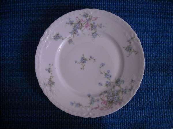 Theodore Haviland Limoges Salad Plate
