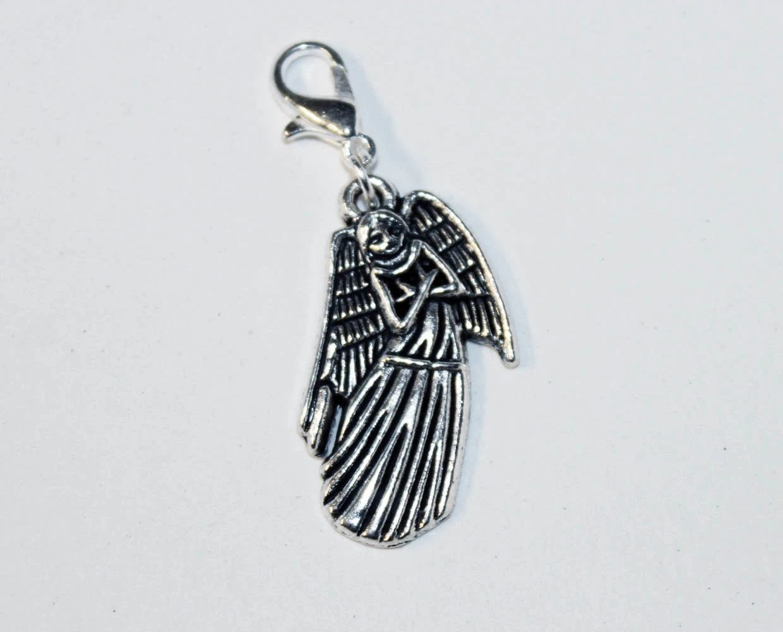 Angel Charm Collar Charm Dog Charm Cat Charm Pet Jewelry