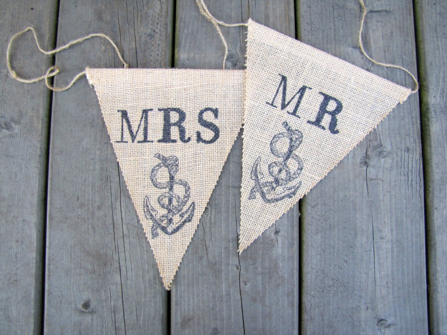 mr and mrs chair signs hanging pretoria banner nautical wedding banners