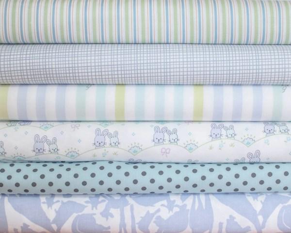 Baby Boy Nursery Fabric by the Yard