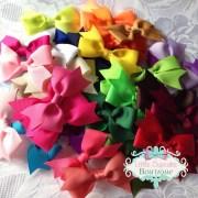 create hair bow set choose