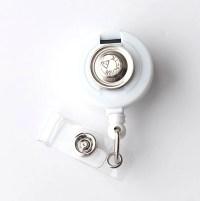 Magnetic Back Badge Reels Magnet Name Badge Holders