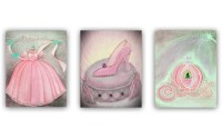 Princess decor Cinderella Nursery wall art Nursery by ...