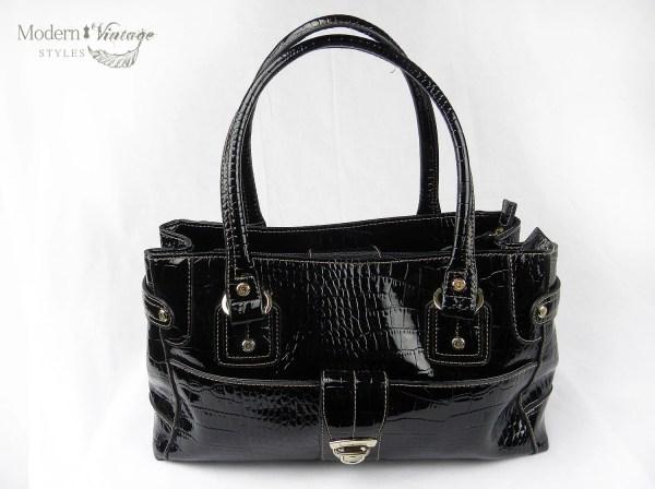 Items Similar Ladies Liz Claiborne Black Handbag Purse