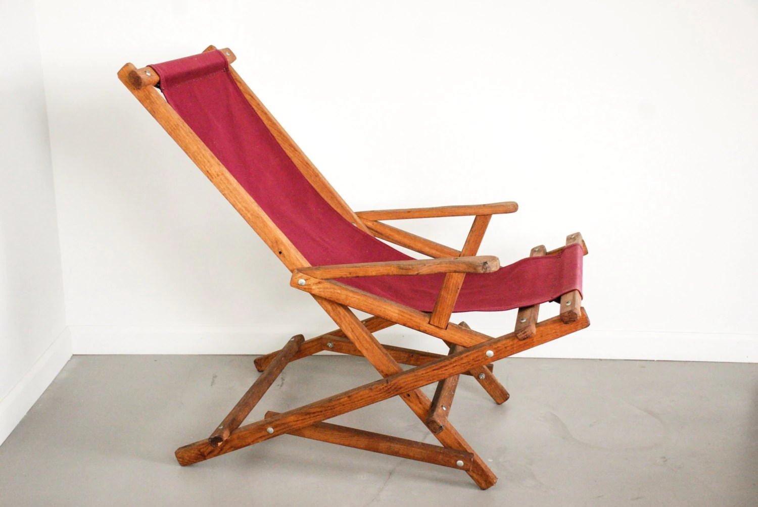 Sling Chairs Deck Chair Canvas Chair Outdoor Chair Sling Chair