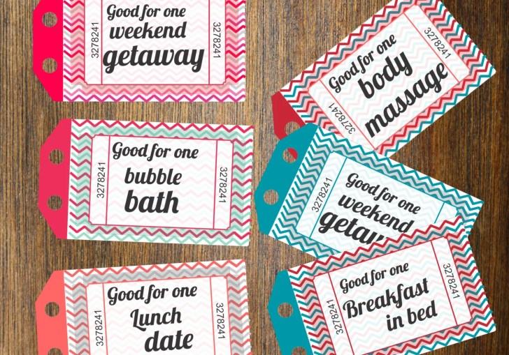Free Printable Love Coupon Book For Him