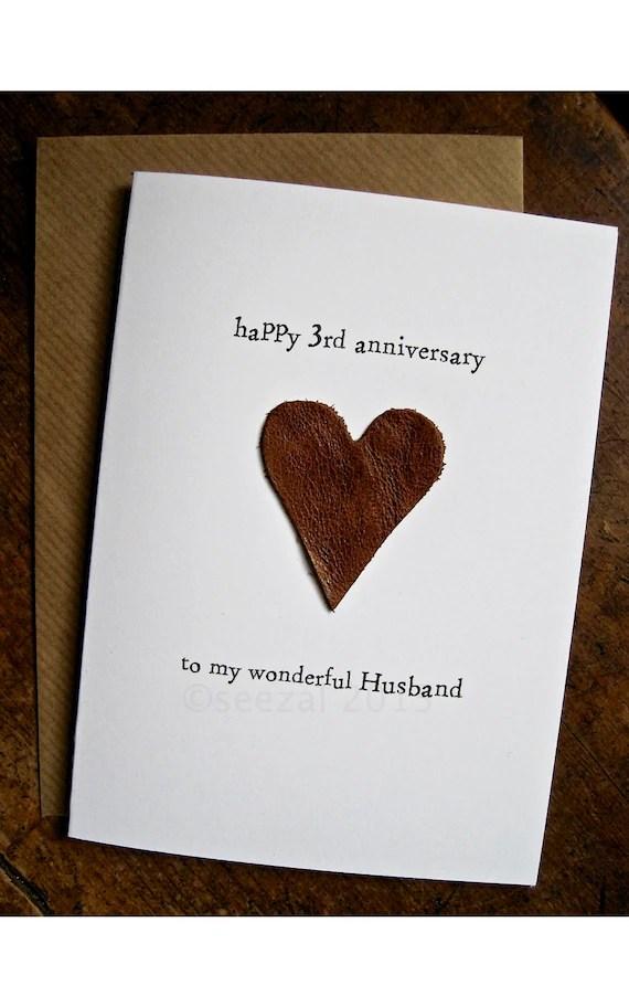 3rd Wedding Anniversary Ideas