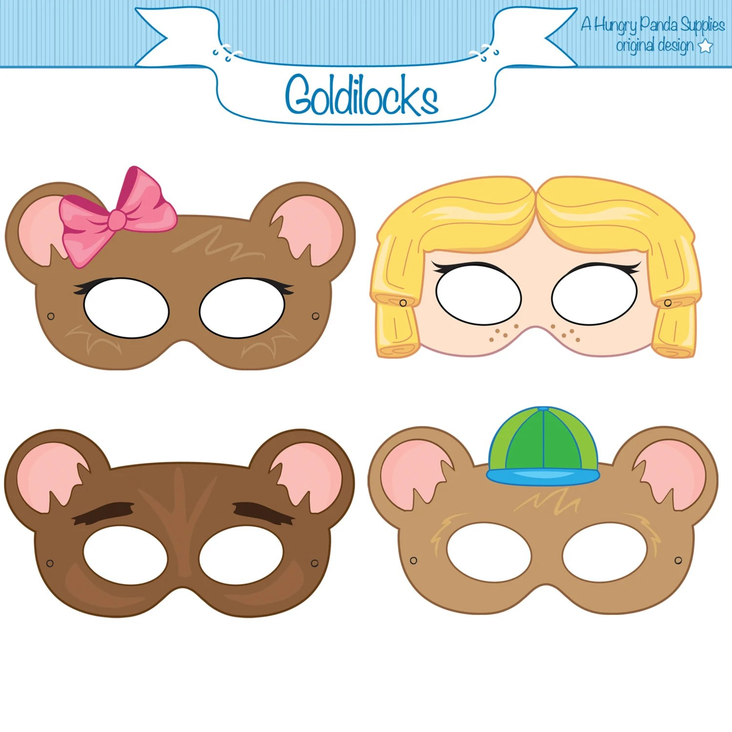 Goldilocks And The Three Bears Goldilocks Costume Gol