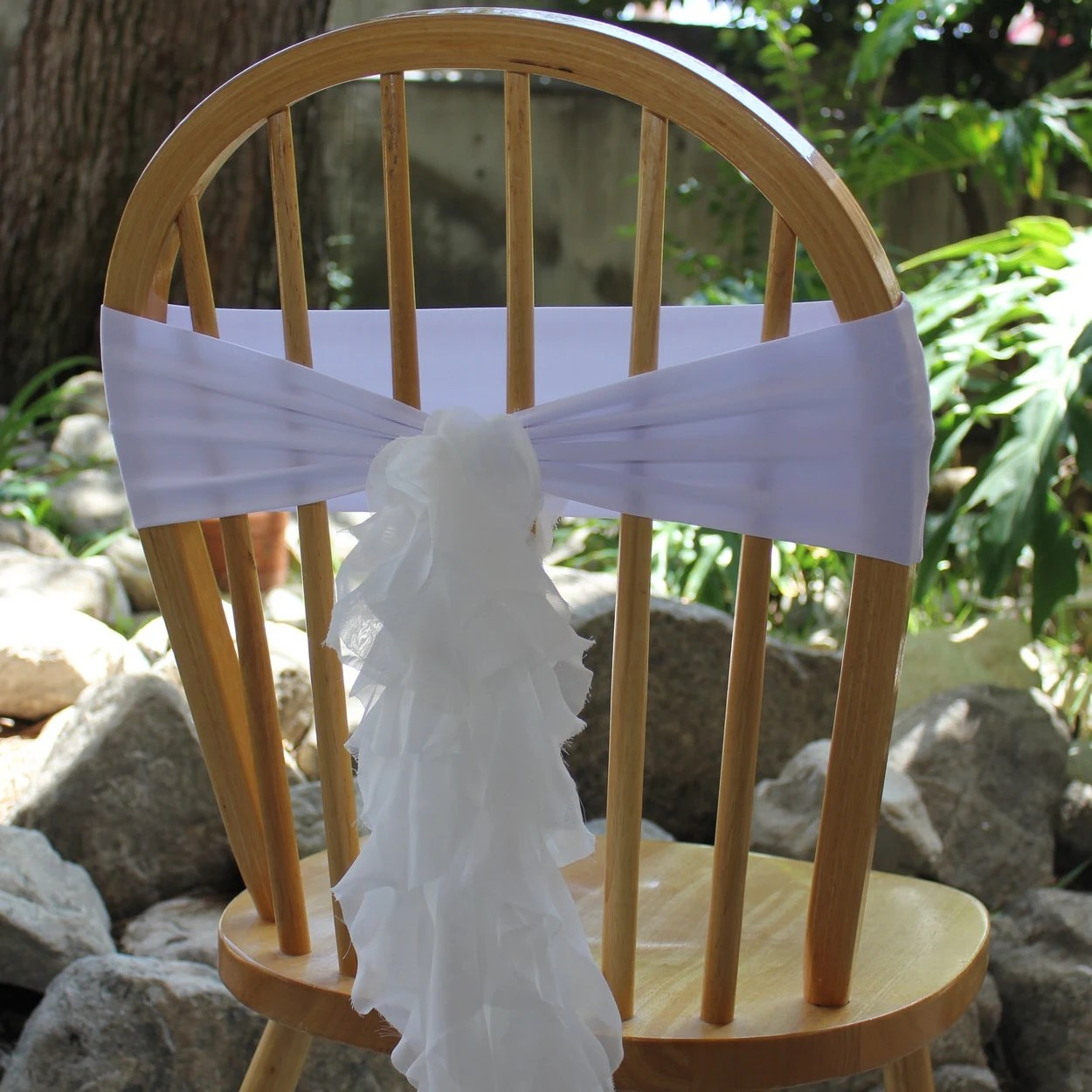white chair sashes wheelchair joystick unavailable listing on etsy
