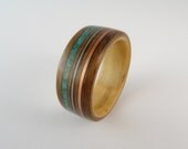 Bent Wood Ring - Shedua &...