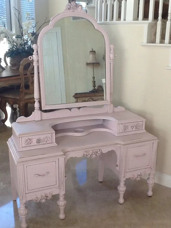 Antique French Provincial Vanity