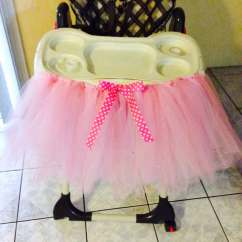 High Chair Tutu Waterproof Covers For Incontinence Perfect 1st Birthdayphoto By