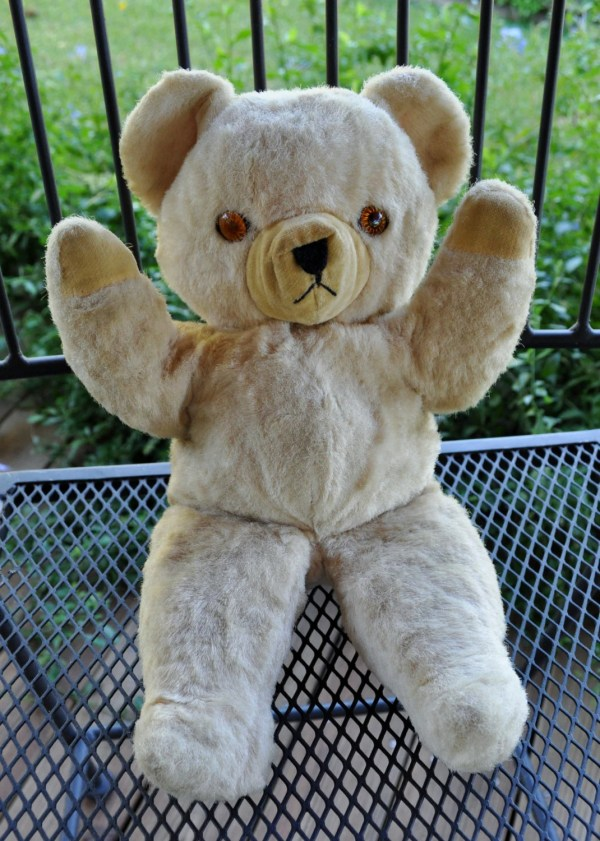 Vintage Knickerbocker 39Teddy Kuddles39 Bear with Tag