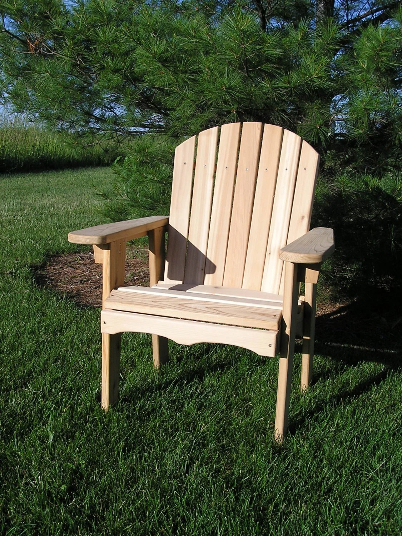 adirondack chair kit tabouret stacking chairs garden