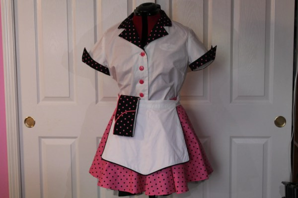b19db9c49143c 20+ 50s Waitress Costume Pictures and Ideas on STEM Education Caucus