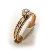 Vintage Promise Ring Vintage Engagement Ring Diamond Ring