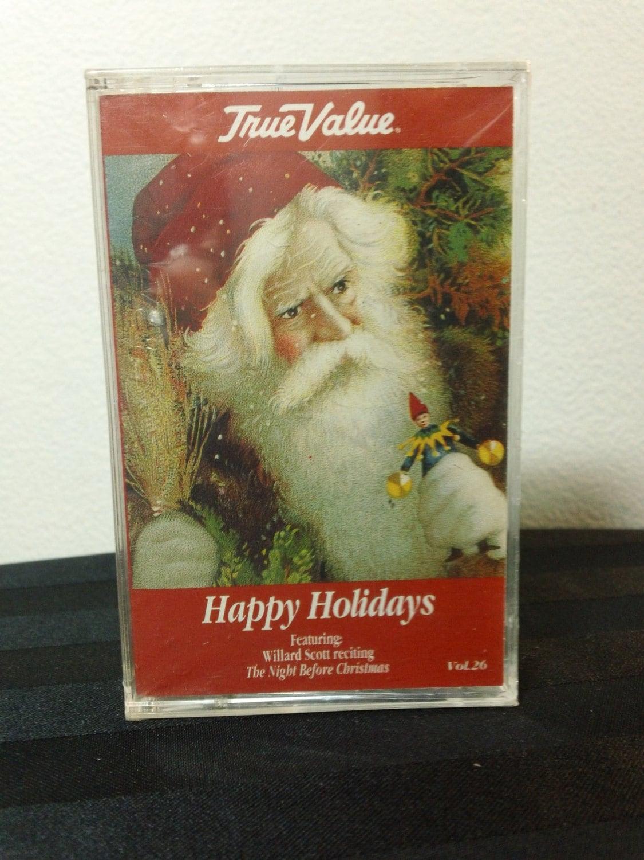 True Value Happy Holidays Vol26 4xl 57570 Audio Cassette