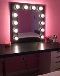 Vanity Makeup Mirror with Lights Available Built by ...