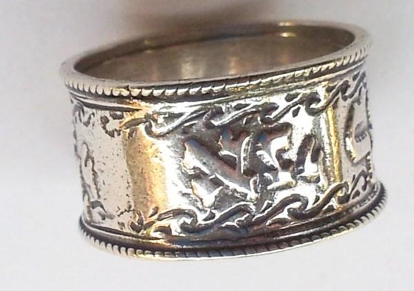 Beloved Ring Silver Rings Engagement Bluenoemi