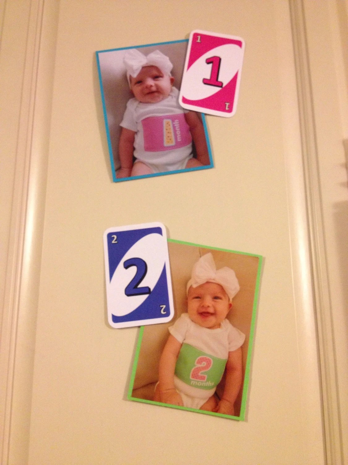 CUSTOMIZED UNO Cards Make Your Own Birthday Decor Month