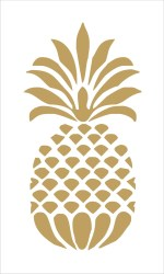 pineapple stencil beach wall create stencils sizes signs pillows reusable cottage pattern etsy clipart template svg print designs welcome wedding