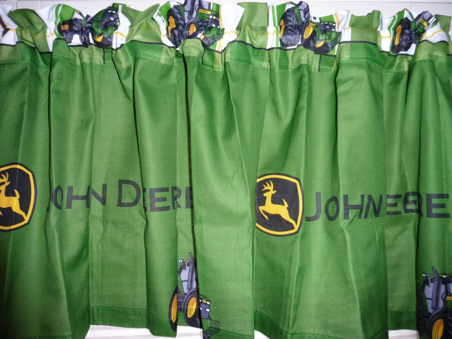 John Deere Curtains