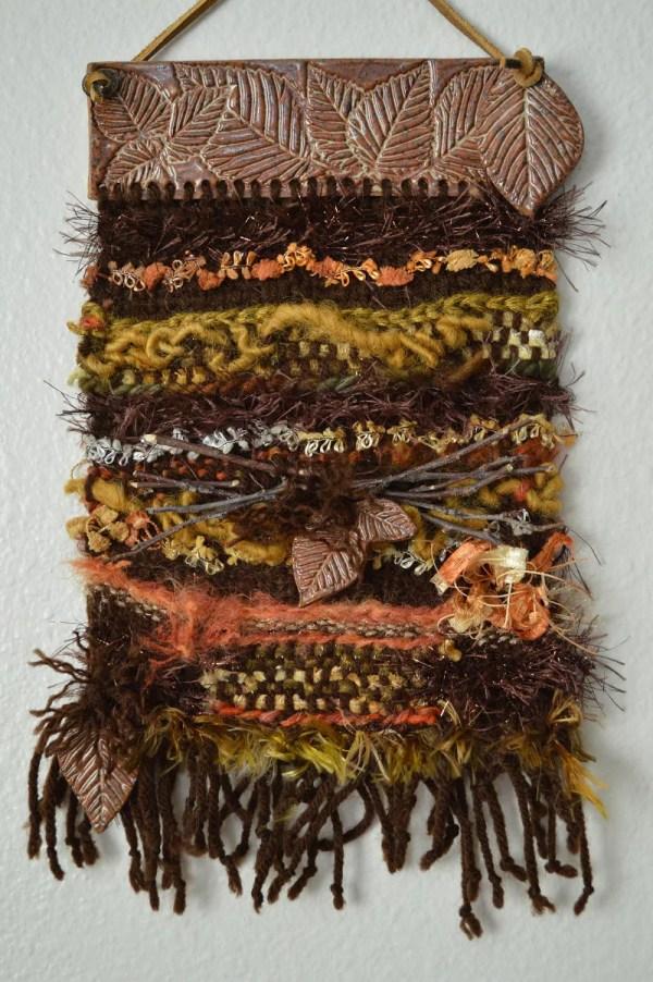 Decorative Wall Art Textile Weaving Decor