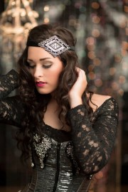 1920s hair accessories great gatsby