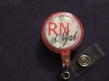 Extension Rn Badge - Year of Clean Water
