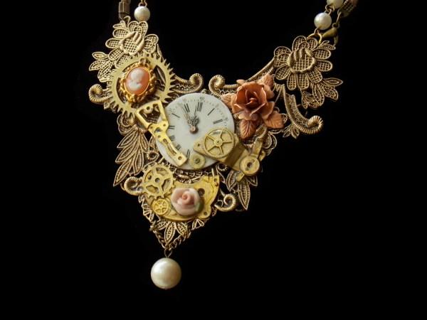 Victorian Necklace An Era of Elegance Steampunk