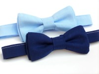 Navy blue bow tie for boys mens blue bow tie light blue bow