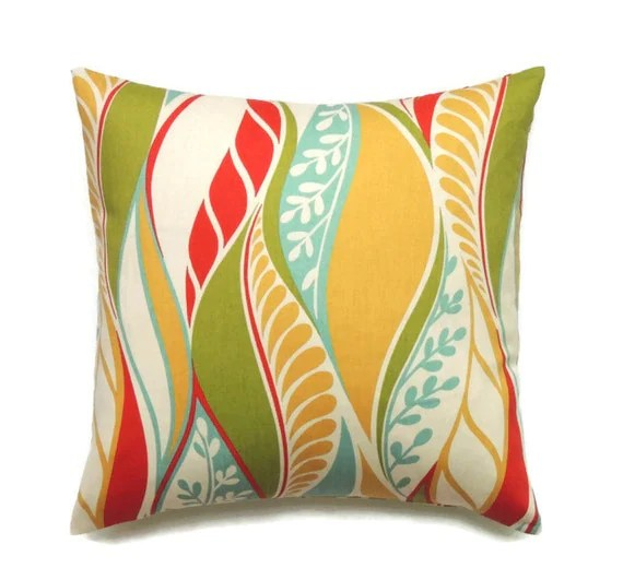 Modern Pillow 14x14 Pillow Cover Decorative by ThePillowToss