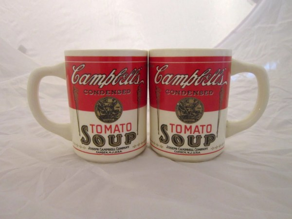 baed1703f9c Vintage Stackable Campbell Soup Bowls Set Of 2 - Year of Clean Water