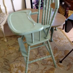 Jenny Lind Rocking Chair White Folding Malaysia Vintage Wooden High