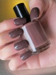 brown nail polish cacao temptation