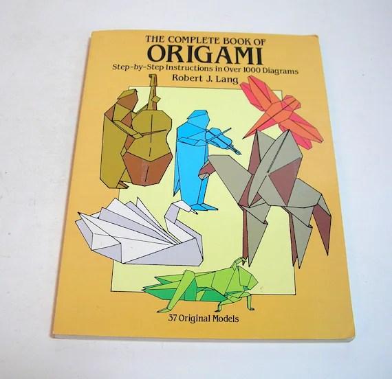 Blata Usa Complete Origami Diagram
