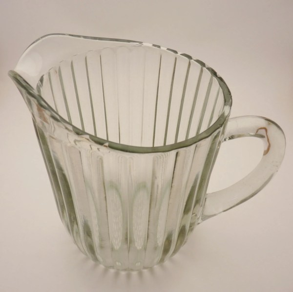 Milk Pitcher Jeannette Glass National Castawaycollectibles
