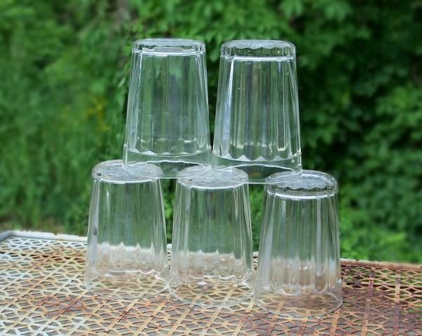 Vintage Dominion Glass Juice 4 Oz Margsmostlyvintage
