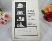 1954 303 Valuable Househo...