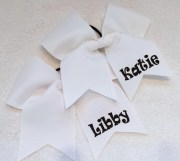 personalized hair bows girls4god