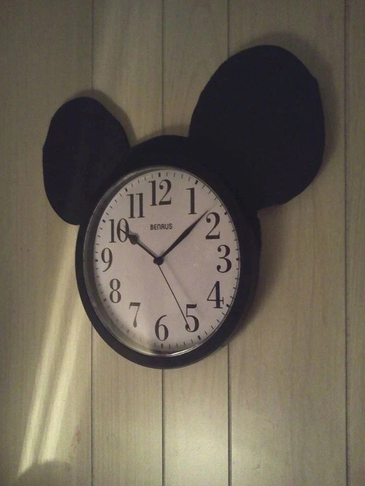 Bedroom Clock