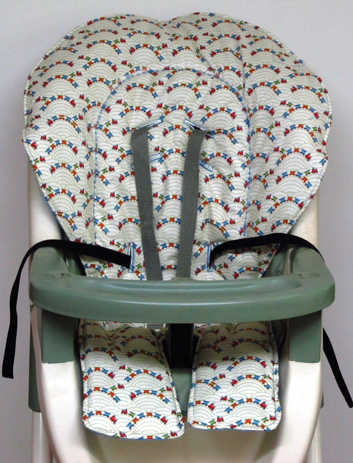 High Chair Covers Graco Replacement High Chair Cover Trains
