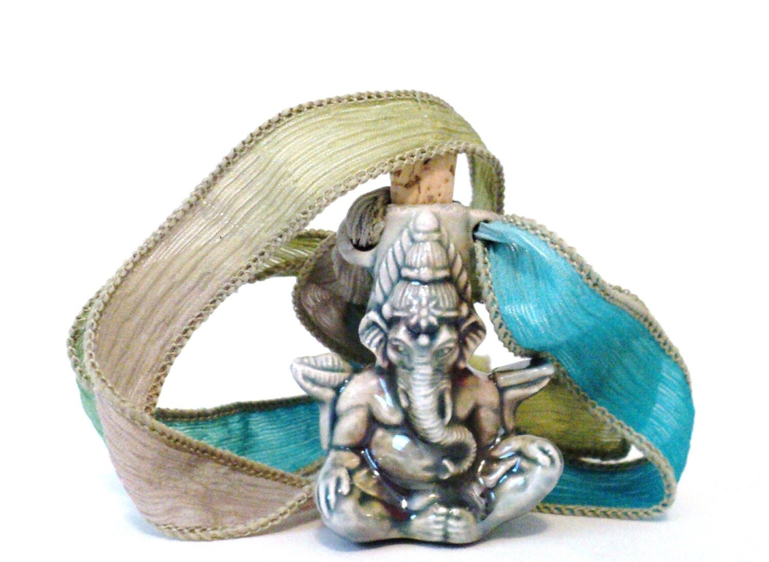 Rear View Mirror Ganesha Car Accessory Elephant Atman