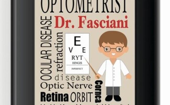 Optometrist Gift Etsy