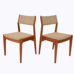 Bernhard Chair Review Unfinished Wood Chairs 6 Teak Dining Scandinavia Woodworks Danish Modern On