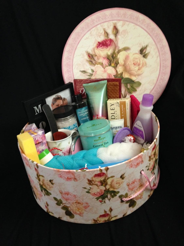 Mother's Day Gift Basket Pamper Mom