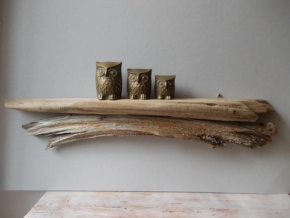 Large Driftwood SHELF  Organic Furniture  Made by NATURE