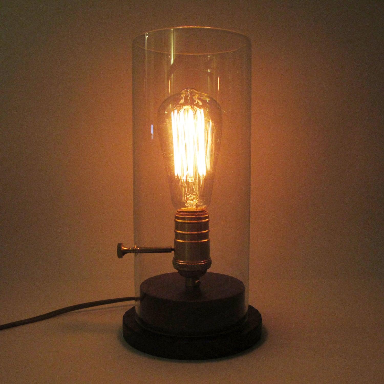 Diy Edison Table Lamp
