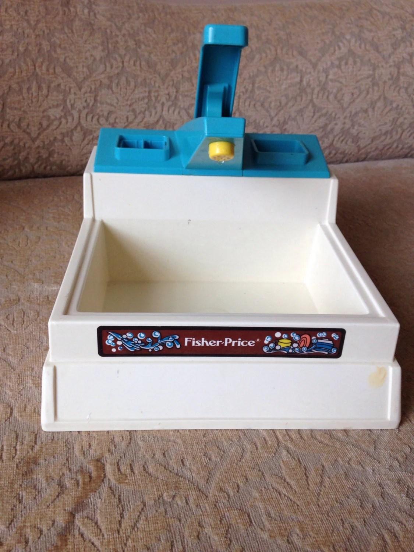 fisher kitchen faucets tile backsplash ideas for rare price vintage sink dishwashing toy